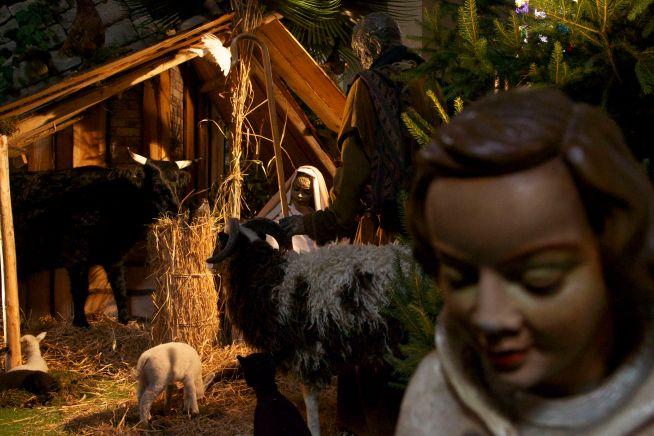 25-12-2012 Kerststal