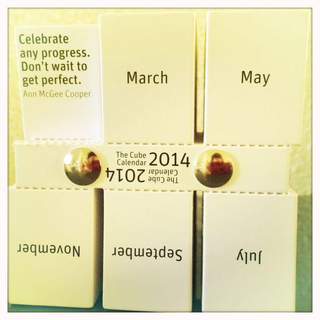 2014-01-10 the cube calendar